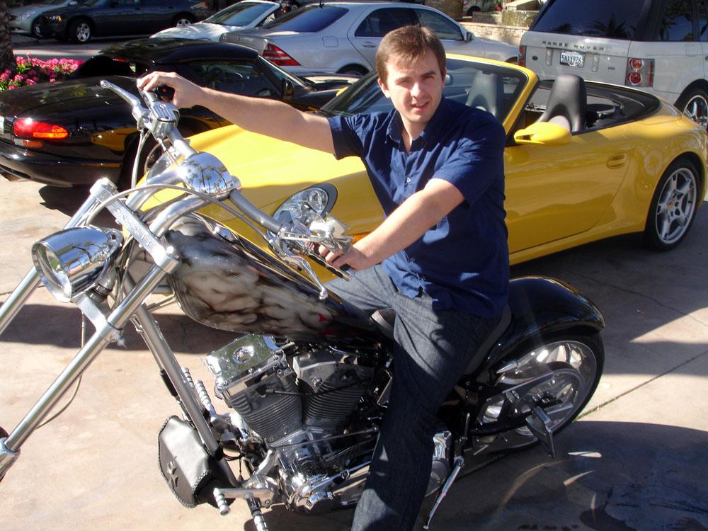 Prabangios auto ir moto