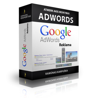 Google Adwords Mokymai